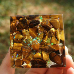 Energy Orgonite crystal...